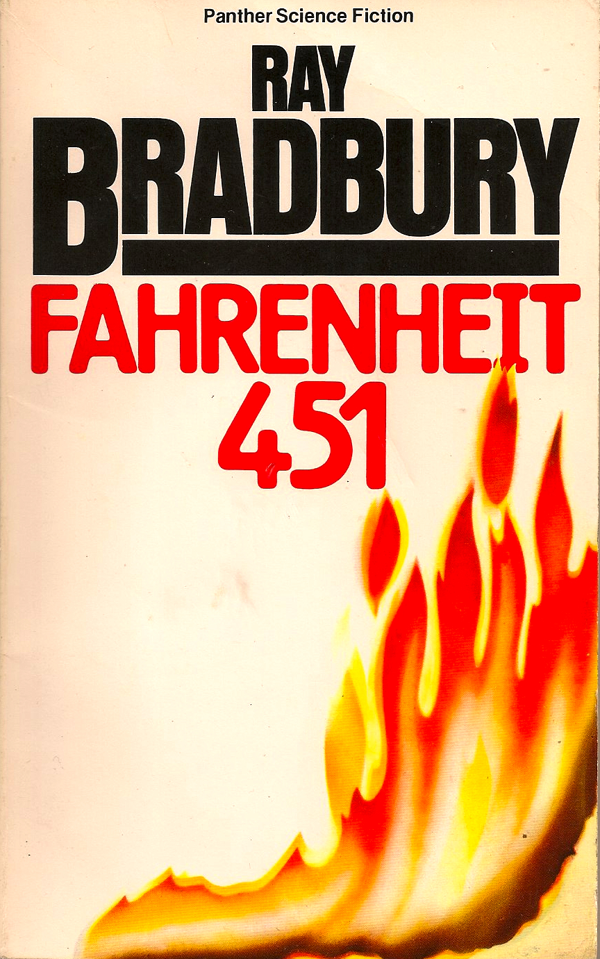 "an analysis of the concept of science fiction in the novel fahrenheit 451 by ray bradbury The literary, tech and thinking worlds are mourning the loss of ray bradbury, the revered science-fiction writer who died wednesday at age 91 bradbury, best known for his 1953 novel ""fahrenheit 451,"" used his imagination to take a hard look at a world locked in a growing love affair with technology."