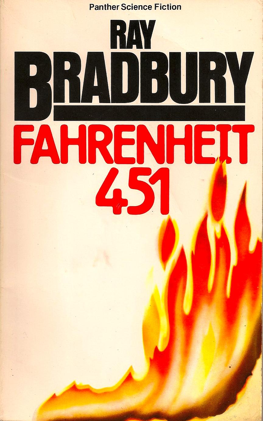 the slaves to mindless entertainment in fahrenheit 451 a novel by ray bradbury Search results titles: 100% marvel max  ogn hc - ray bradbury's fahrenheit 451:  science fiction graphic novel (1985) #3 - ray bradbury:.