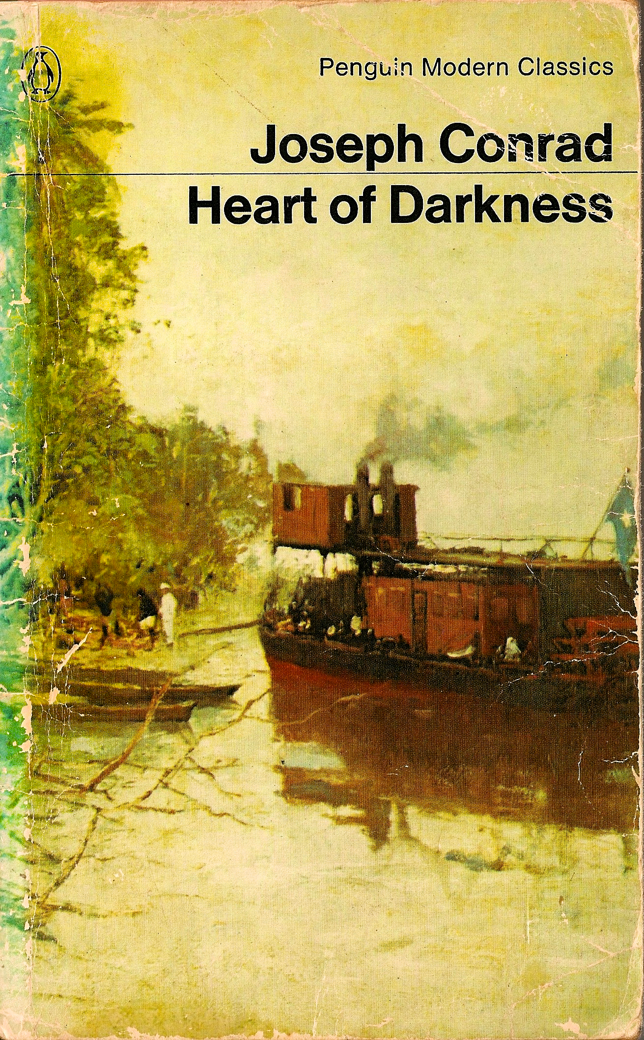 heart of darkness metaphorical or physical journey essay Conrad uses the journey both in its literal and figurative meanings  through the  use of the physical journey in heart of darkness, the reader can see the inner.